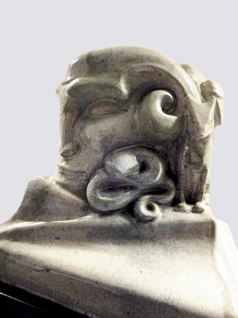 pan (collectie hildo krop museum) - foto: loek van vlerken 04.06.2013