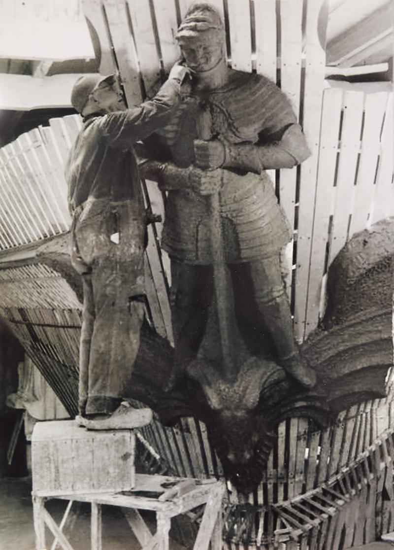 tara - foto: hildo krop museum, steenwijk