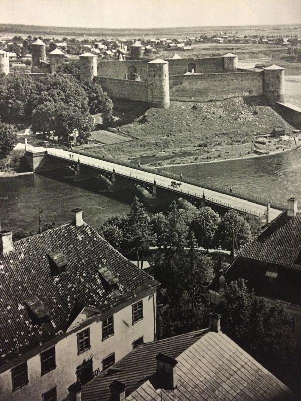 Narva brug historisch