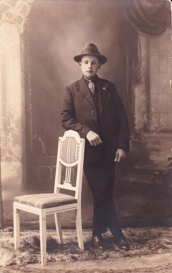 vader 1928 (geen jaartal op foto)