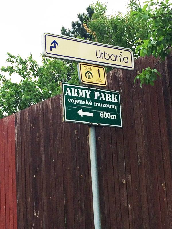 army park muzeum